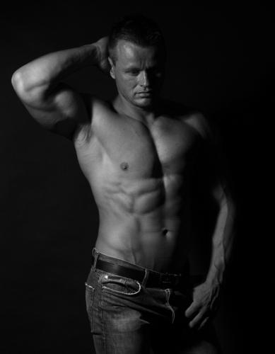 Stripper David aus Berlin